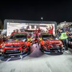 Total Chile encendió motores en el Rally Mundial