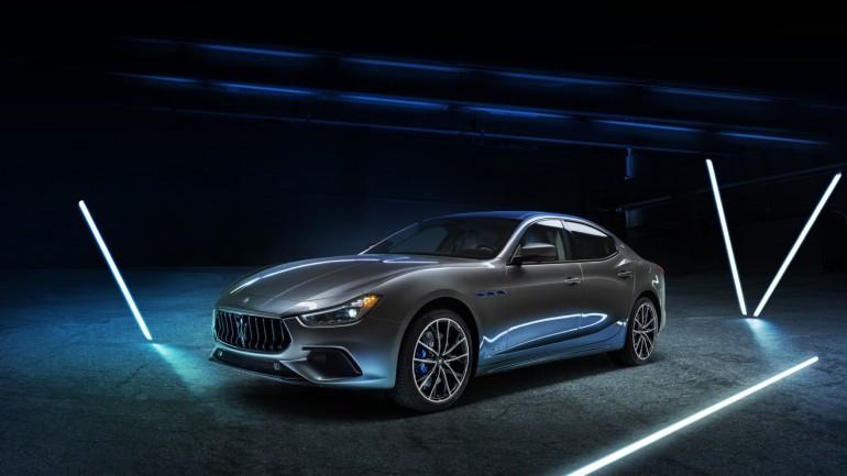 Nuevo Ghibli híbrido: el Primer Modelo Eléctrico de Maserati